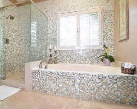 Mosaic Tile Designs Bathroom by Mosaic Tiles In Your Bathroom