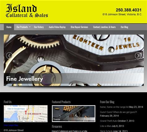 island collateral sales pawn shops victoria bc island collateral sales reviews ratings and company details