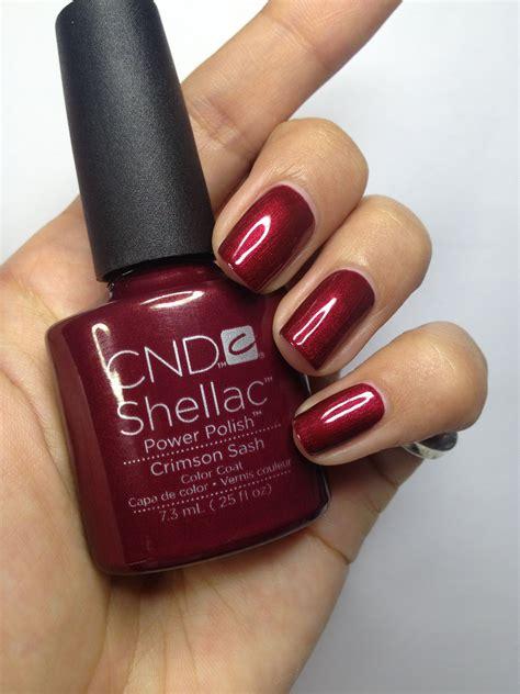 Cnd Nails by Cnd Shellac2014 Cnd Autumn Nails Cnd