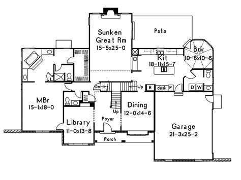 Manor Home Plans by Manor House Luxury Home Plan 001d 0012 House Plans And More