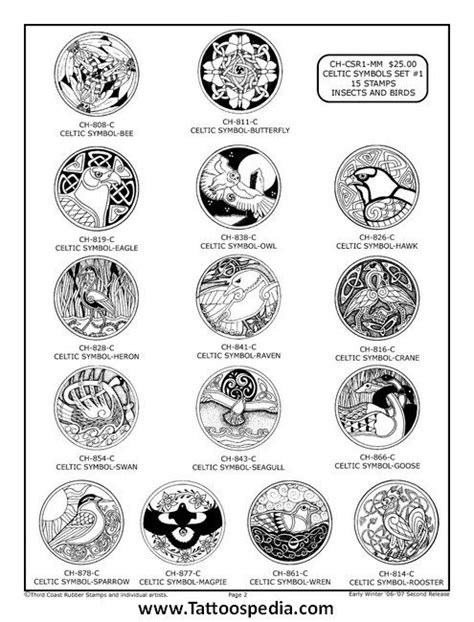 ancient celtic tattoos celtic symbols and their meanings for tattoos celtic