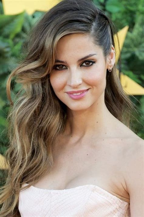 party hairstyles for long straight hair dailymotion sideswept wedding hair with loose waves we this