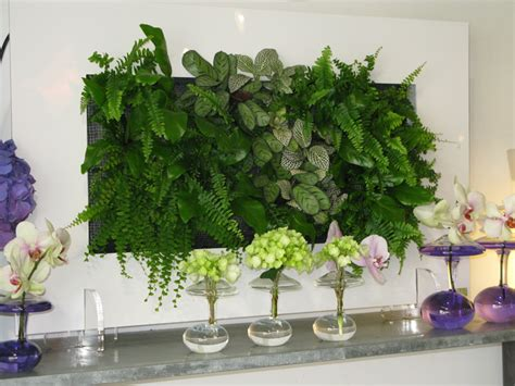 Superbe Fabriquer Un Mur Vegetal Interieur #2: tableau_vegetal_fleuriste.jpg