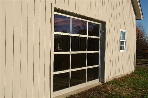 Aluminum Frame Garage Doors Tempered Glass Garage Door Cost Of Glass Garage Doors