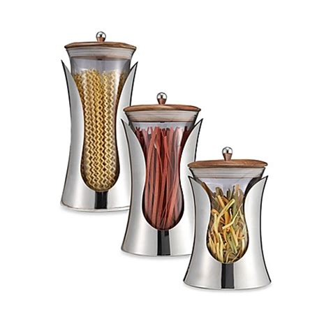 Bed Bath And Beyond Canisters by Buy Kitchen Storage Canisters From Bed Bath Beyond