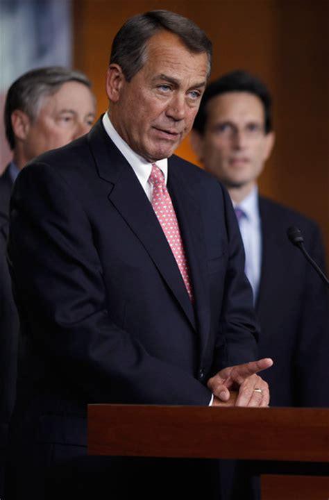 white house speaker john boehner in house speaker boehner address white house decision on keystone xl