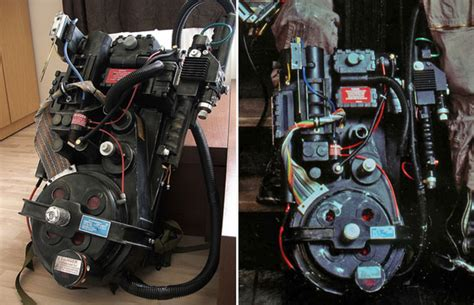 mattel ghostbusters proton pack diy proton packs
