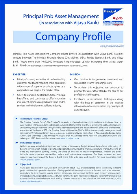 company profile layout pdf company profile choice image diagram writing sle