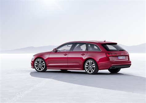 Audi A6 Build And Price by Audi Facelifts The A6 A6 Avant And A7 Sportback Again