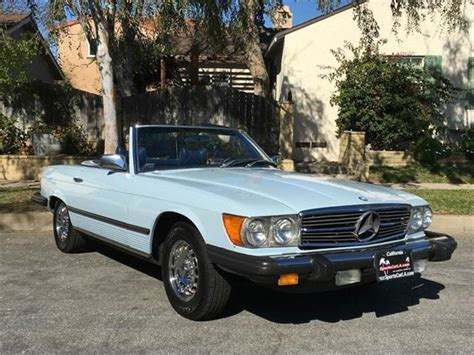 classifieds for 1979 mercedes 450sl 19 available