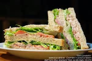 tuna sandwich ? My Comfy Lil' World