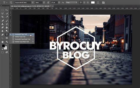 cara membuat logo starbuck di photoshop cara membuat hipster logo sederhana di photoshop byrocuy