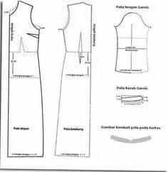 cara membuat pola baju kemeja lelaki pola kemeja lelaki lengan panjang sewing project baju