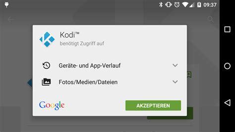 kodi android kodi f 252 r android ab jetzt im play store linux und ich