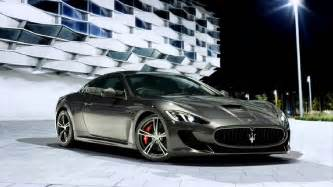 Maserati Screensaver Maserati Granturismo Wallpaper