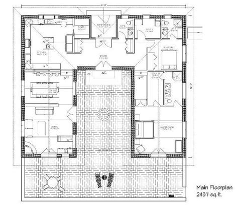 courtyard style house plans image result for japanese central courtyard layout house