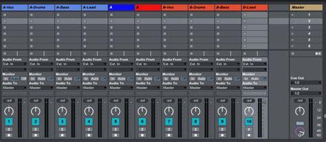 ableton dj template ableton tutorial building a basic stem dj template set