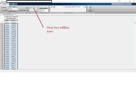 Csv Format Maximum Rows | excel vba maximum row number excel vba max value in