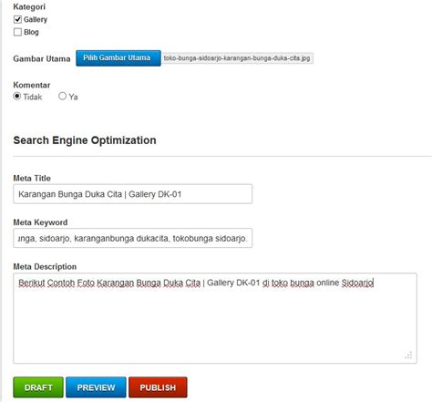 artikel membuat layout website membuat website dengan okcms v 1 0 bg 8 tutorial web