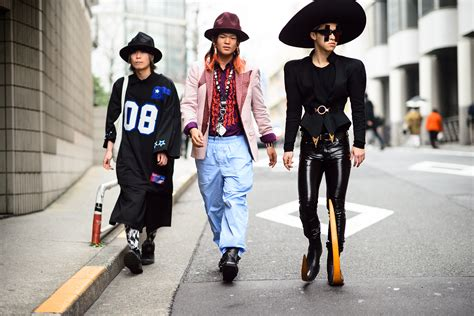 tokyo style the best style from fashion week tokyo gallery