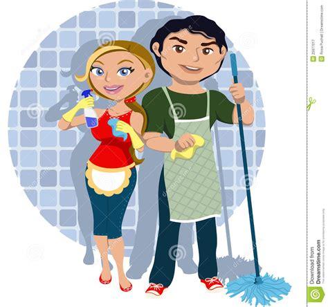 imagenes de personas que extrañas limpieza de las personas ilustraci 243 n del vector imagen de