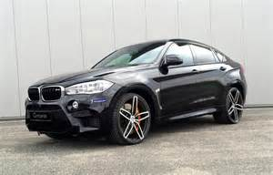 Bmw X6 M G Power Announces Performance Tune For 2015 Bmw X6 M