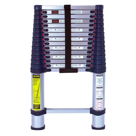 Telescoping L Changer xtend climb 785p aluminum telescoping ladder type i pro