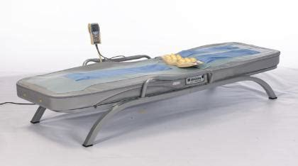 migun massage bed migun home page acupressure infared massage bed for the home