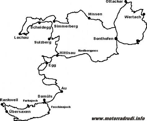 Vorarlberg Motorradtour by Vorarlberg Oberallg 228 U Tour Berichte Und Bilder