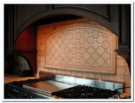 Tuscan Kitchen Backsplash by Ideas In Making Tuscan Backsplash Home And Cabinet Reviews