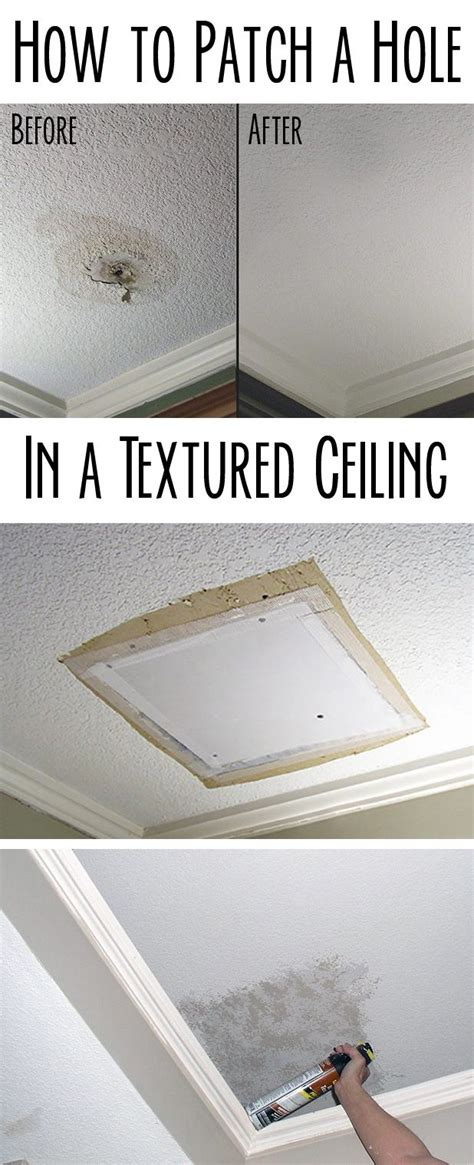 Patch Popcorn Ceiling by 1000 Ideas About Popcorn Ceiling On Remove