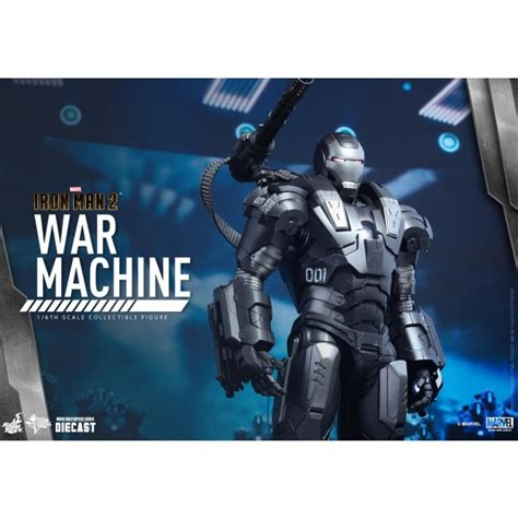 War Machine Diecast Toys Ironman Figure toys 1 6th scale mms331d13 iron 2 war machine diecast figure garden and toywiz