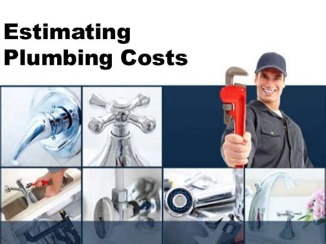 Plumbing Costs estimating plumbing costs