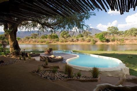 chongwe river house  zambezi zambia villas africa