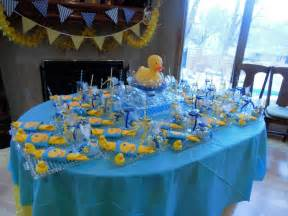 rubber ducky themed baby shower decorations rubber duck themed baby shower shelley beatty