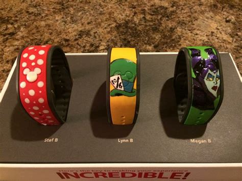 decorate magic bands pin by cavalier on disney trip 2014
