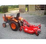 Don MICRO TRACTEUR KUBOTA DIESEL 7001 2 RM  17 C Tracteurs