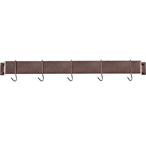 Pan Holder Rack Pot And Pan Rack Cuisinart In Wall Mount Pot Racks