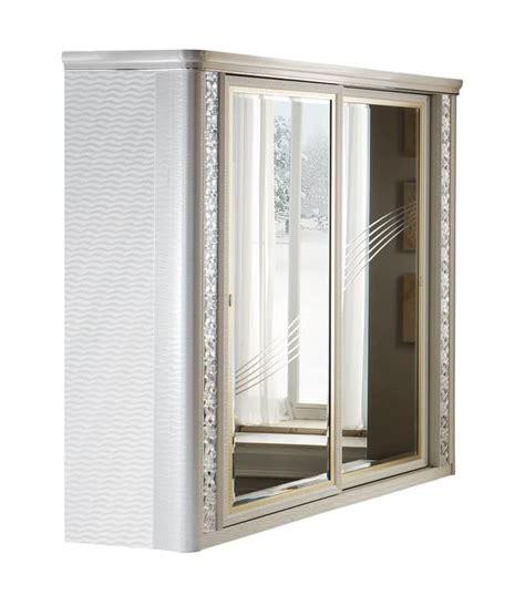 armadi attrezzati armadio con 2 ante scorrevoli con specchi solida eleganza