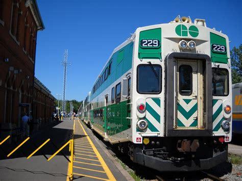 go transit kitchener points to ponder go transit is expanding