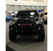 DB Customz LED Mesh Grill 2016 Toyota Tacoma