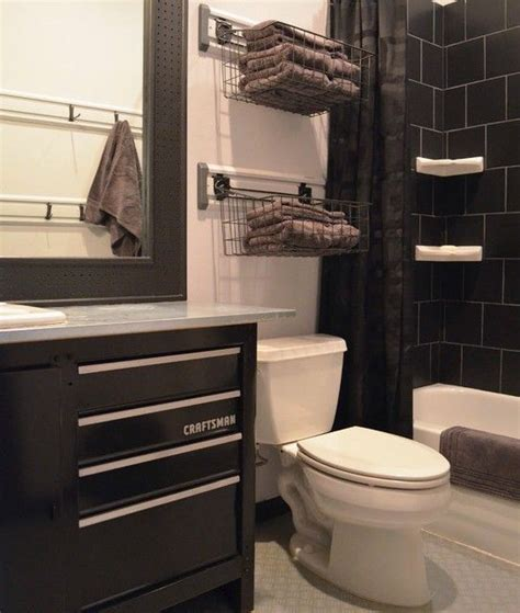 man cave bathroom ideas hillbilly board pinterest