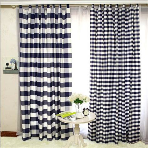 american kitchen curtains american style checks curtains for children s living room