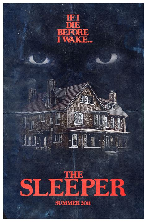The Sleeper 2012 by Poster For The Sleeper 2011 Usa Wrong Side Of The