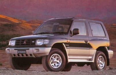 car maintenance manuals 1998 mitsubishi montero seat position control mitsubishi pajero 1997 price specs carsguide