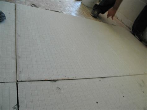 how to install cement board on bathroom floor how to install a tile floor in a kitchen how tos diy