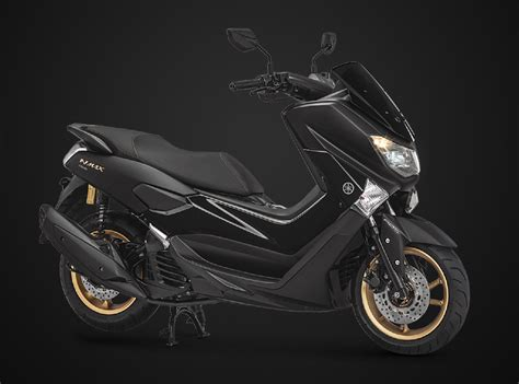 yamaha nmax  launched  indonesia  idr