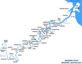 river map of file brisbane river map png