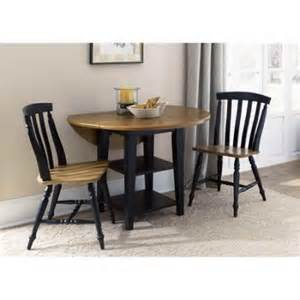 3 Pc Dining Table Set 3 Pc Dining Table Set Walmart