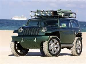 Willys Jeep Concept 2002 Jeep Willys2 Concept Jeep Pictures